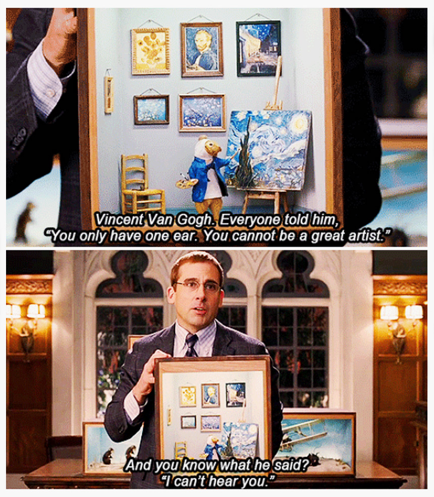 Dinner for Schmucks quote