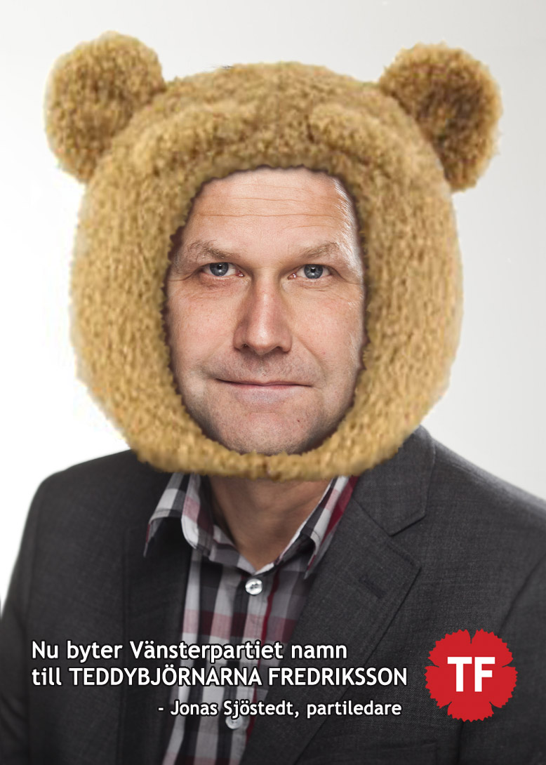 Teddybjörnarna Fredriksson
